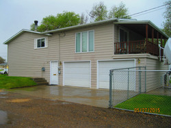 2707 Palmer, Miles City, MT. Back