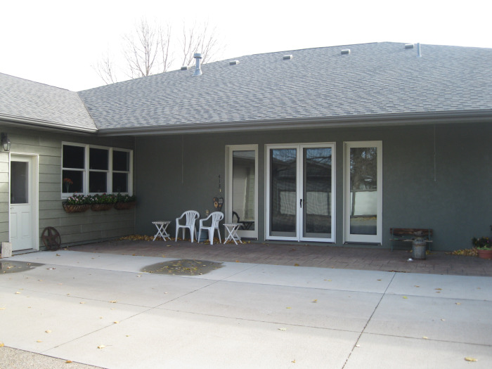 413 Eagle Avenue, Miles City, MT. Front