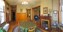 1005 Palmer, Miles City, MT. Dining Room