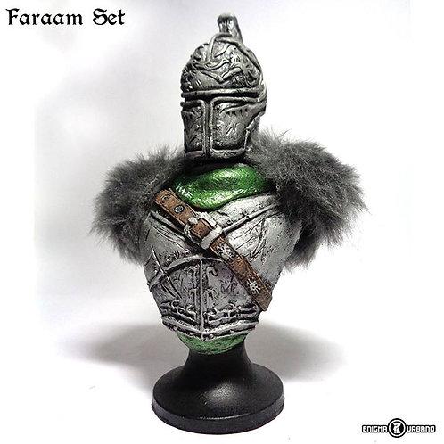 Darksouls Faraam set warrior