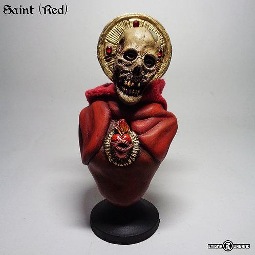 Santa Muerte Relíquia Católica Saint Enigma Urbano Busto