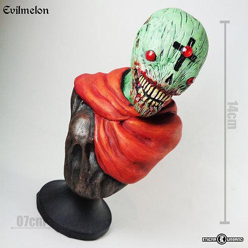 Caveira Skull Evilmelon Enigma Urbano
