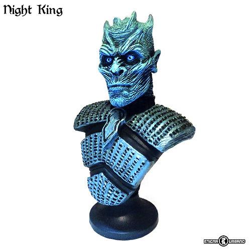 Night King Got Busto Em Resina Rei Da Noite