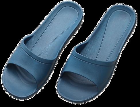 甘丹拖鞋-深藍
