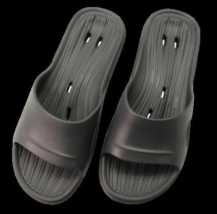 專利首創動態氣流家居鞋-深灰