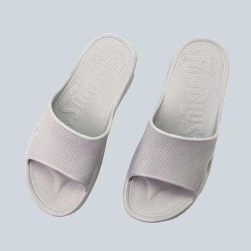 極簡格調室外拖鞋-灰