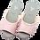Thumbnail: 生活品味乳膠室內拖鞋-粉