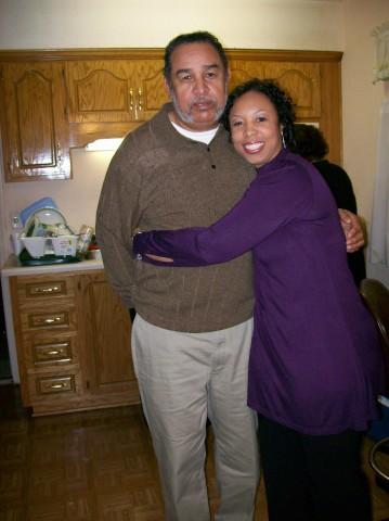 Dad & Chasity