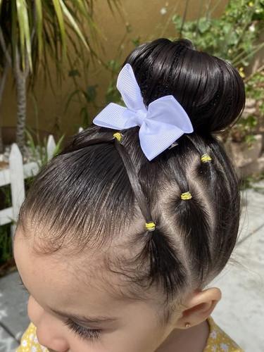 Hairstyle for Harper & Zuri