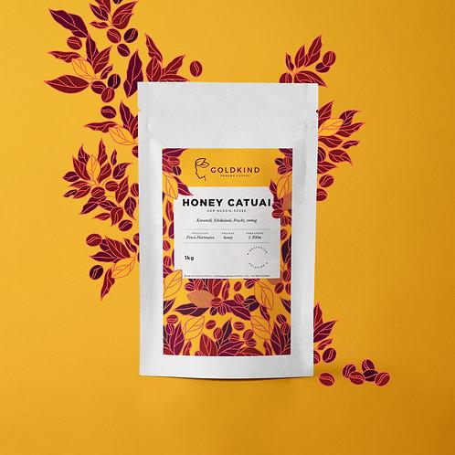 Honey Catuai - der cremig-süsse