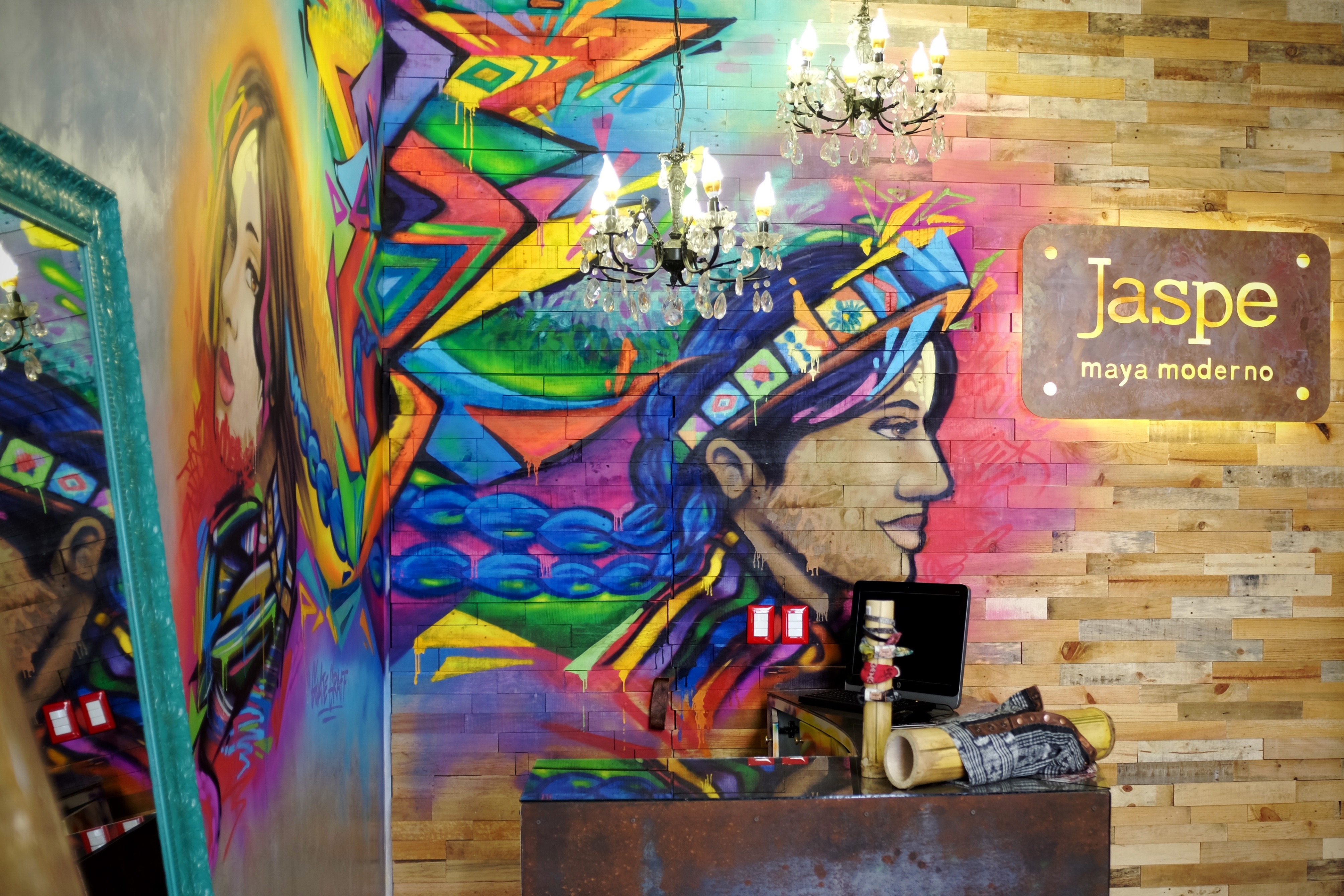 Jaspe Maya Moderno