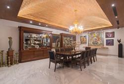 TZOL Luxury Dining Room