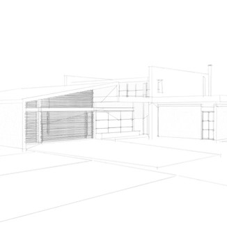 Sampson Flat Residence Concept
