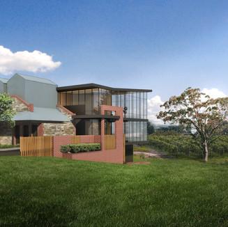 Henschke Wines Facilities Concept