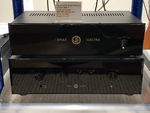 Joule Electra LA100 MK3 with MM & MC Phono