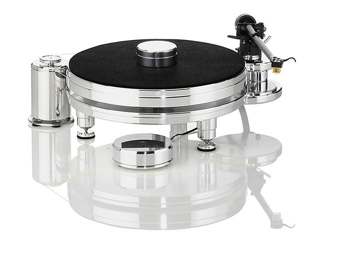 Acoustic Solid Turntable