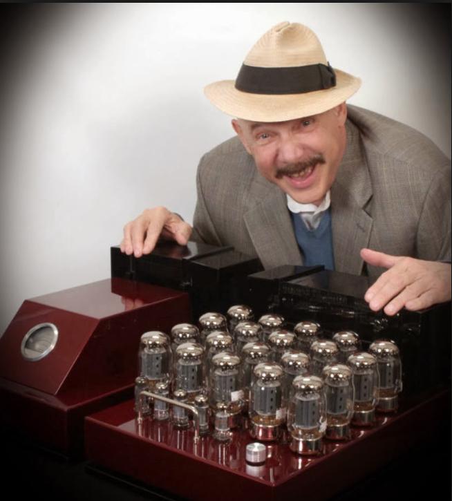Bob Carver and his Silver Seven 700 amp