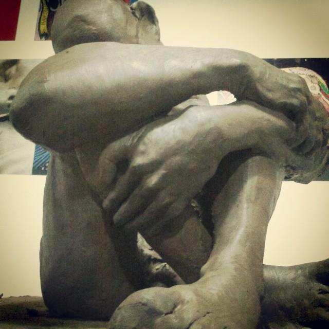 Escultura Rodrigo Pedrosa