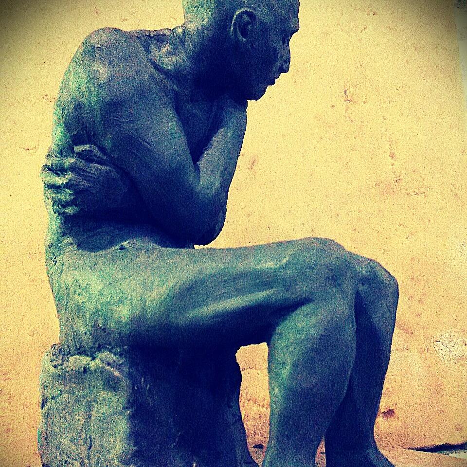Escultura Rodrigo Pedrosa 70