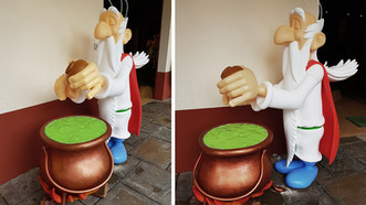 Exposition Asterix