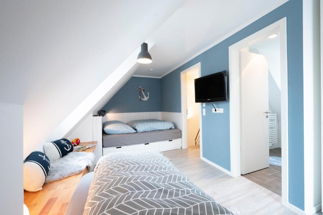 Schlafzimmer Dachgschoss