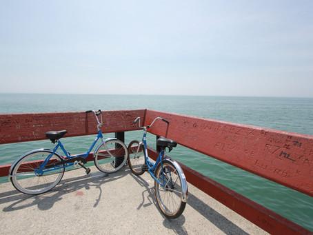 Fahrradtouren rund um Heiligenhafen