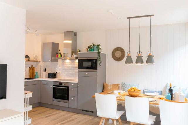 EG - Essbereich und Küche