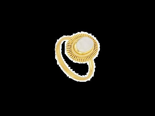 Modelo Lolotis Blanco Oro
