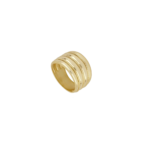 Modelo de Lunares Oro