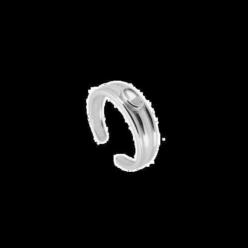 Modelo Lunar Blanco Plata