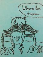 Soo...where da trees?