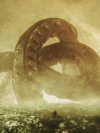 Ahab and the Beast