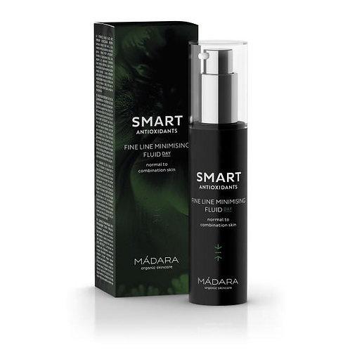 Madara Smart Antioxidants fine line fluide day&night-combination/oily skin