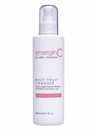 emerginC Multi Fruit Cleanser