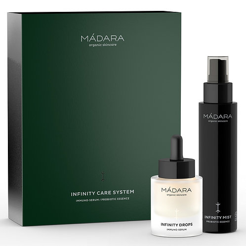 Madara Infinity care system set- 30 en 100 ml