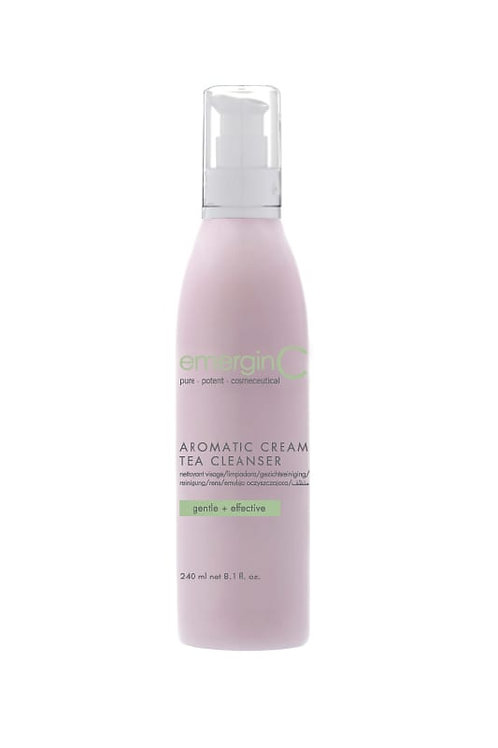 emerginC Aromatic Cream Tea Cleanser