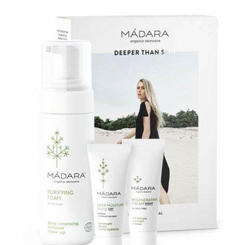 Madara Become Organic Deep Moisture Starter set