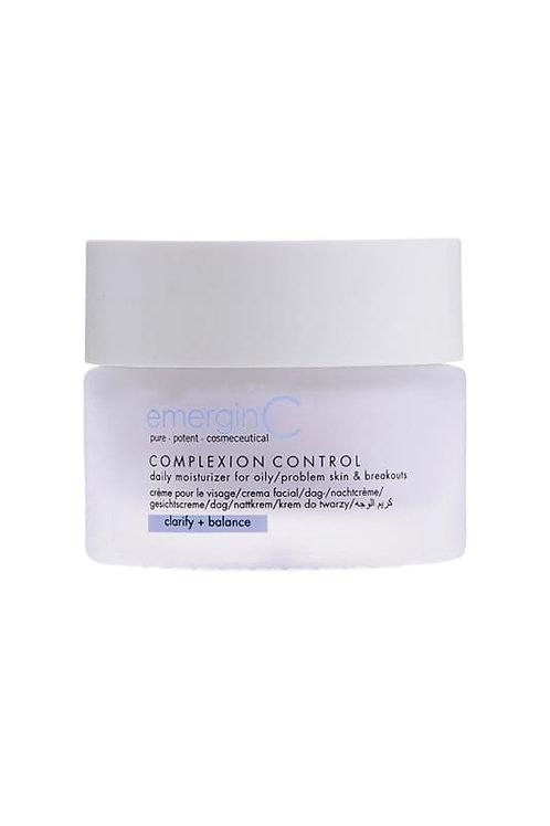 emerginC Complexion Control Day Cream