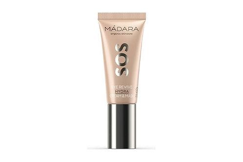 Madara SOS Eye Revive Hydra cream&mask