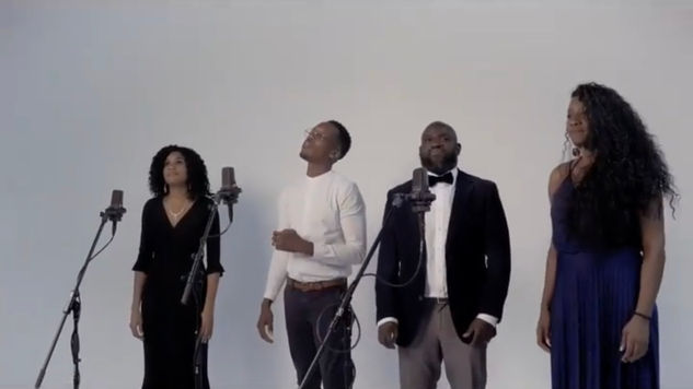 Bless the Lord Oh My Soul - BIG Gospel Choir Cover