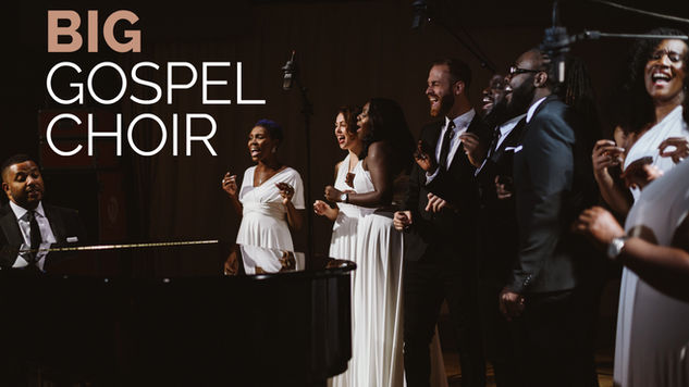 Aint no Mountain - BIG Gospel Choir