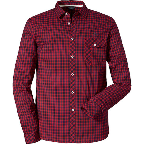 Schöffel Shirt Miesb4 SH langarm