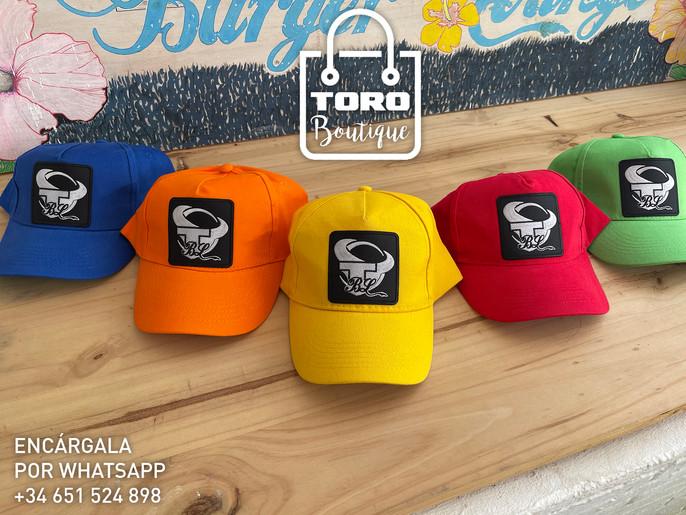 GORRAS TORO