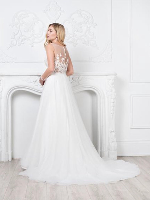 ROBE ROMANTIC BRIDAL
