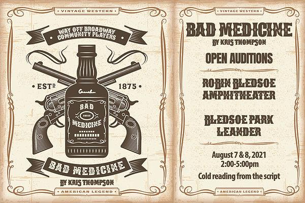 Bad Medicine - Auditions.jpg