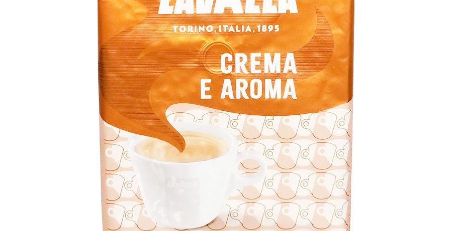 Кофе Lavazza Crema e Aroma в зернах 1 кг - Лавацца Лаваза доставка одесса