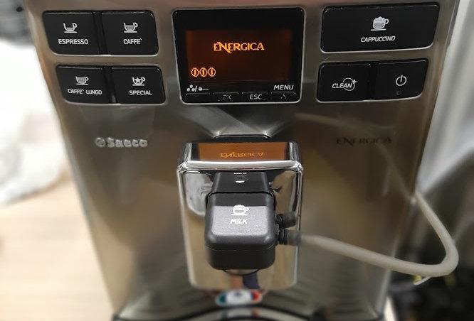 Кофемашина автомат Saeco Energica Exprelia HD8851