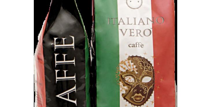Кофе зерно ITALYANO VERO VENEZIA 1кг