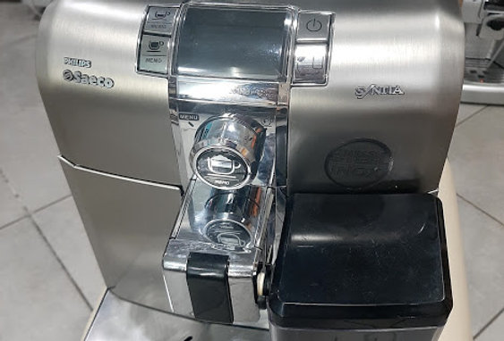 Б.у Кофемашина автомат Saeco Syntia Cappuccino