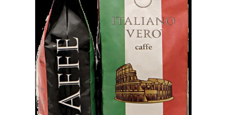 Кофе в зерне Italiano Vero Roma 1 кг (Итальяно Веро)